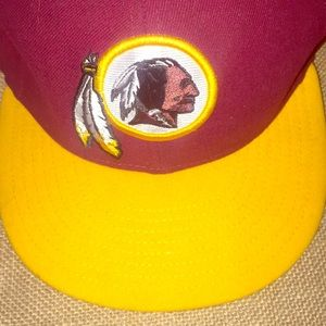 New Era Special Edition Redskins Hat 7 1/2""